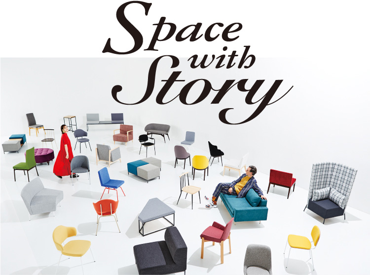 2019-2021 Space with Story